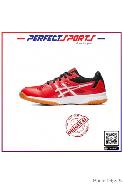 Perfect Sports - Asics Upcourt 3 Gs - Red [100% Genuine]
