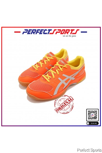 Perfect Sports - Asics Gel Rocket 8 - Koi / Silver [100% Genuine]