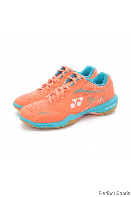 Perfect Sports - Yonex Power Cushion 65Z2 Women -Coral Orange [100% Genuine]