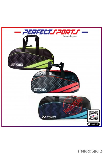 Perfect Sports - Yonex Tournament Bag (SUNR-LSQ09MS2 MT6) [100% Genuine]
