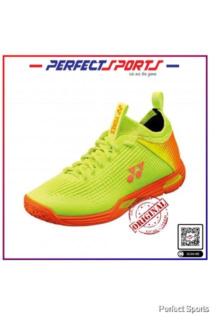 Perfect Sports - Yonex Power Cushion Eclipsion Z2 Wide Acid Yellow [100% Genuine]