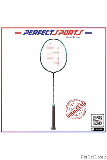 [Free String + Grip + Cover] Yonex Nanoflare 700 Blue Green