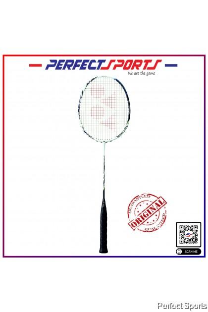 [Free String + Grip + Cover] Yonex Astrox 99 Pro White Tiger