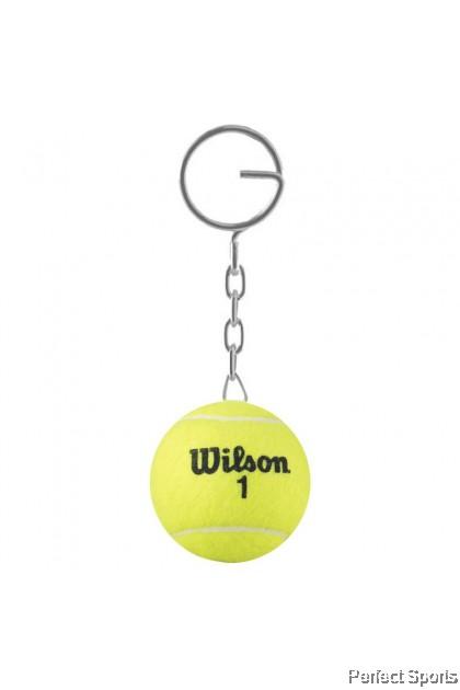 Perfect Sports - Wilson Tennis Ball Key Chain [100% Genuine]
