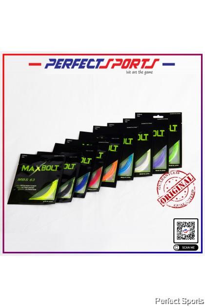 Perfect Sports - Maxbolt MBS 63 (0.63mm) - Japan [100% Genuine]